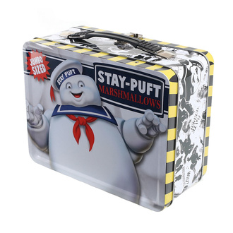 Malette Ghostbusters - Tin Tote Stay Puft Marshmallow Man, NNM, Ghostbusters