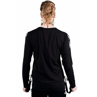 T-shirt unisexe avec manches longues KILLSTAR - Hack You Up, KILLSTAR