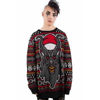 Pull unisexe KILLSTAR - Hail Santa, KILLSTAR