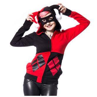 sweat-shirt avec capuche pour femmes Batman - HARLEY -