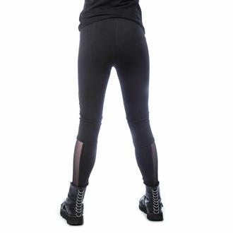 Pantalon pour femmes (leggings) HEARTLESS - HARLYN - NOIR, HEARTLESS