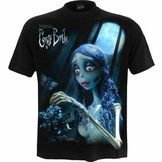 t-shirt unisexe SPIRAL - Corpse Bride - GLOW IN THE DARK - Noir, SPIRAL, Corpse Bride