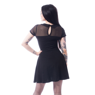 Robe pour femme HEARTLES - HEX WEDNESDAY - NOIR, HEARTLESS