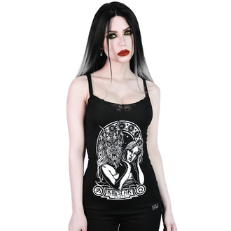 Top pour femmes KILLSTAR - Hey Demon Strappy, KILLSTAR