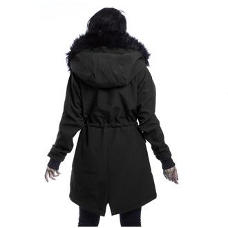 Manteau pour femmes INNOCENT - HIGHLAND - NOIR, Innocent