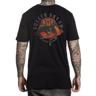 T-shirt pour hommes SULLEN - HOLD STILL - NOIR, SULLEN
