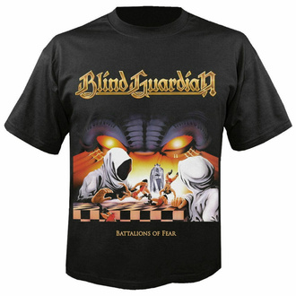 t-shirt pour homme BLIND GUARDIAN - Batallions of fear CLASSIC - NUCLEAR BLAST, NUCLEAR BLAST, Blind Guardian