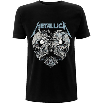 T-shirt pour hommes Metallica - Heart Broken - ROCK OFF, ROCK OFF, Metallica