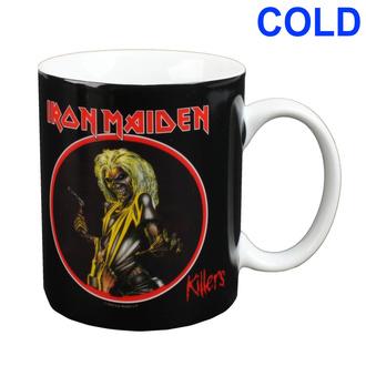 Mug à effet thermique Iron Maiden - Killers, NNM, Iron Maiden