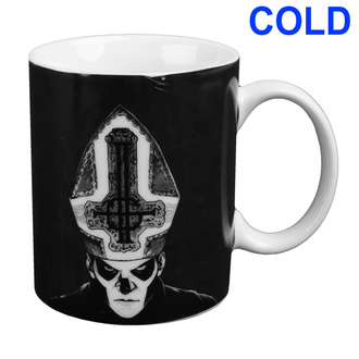Mug à effet thermique GHOST - Change au contact de la chaleur , NNM, Ghost