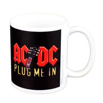 Mug AC / DC - Plug Me In - PYRAMID POSTERS, PYRAMID POSTERS, AC-DC