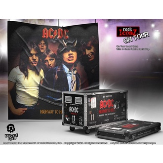 Décoration AC / DC - On Tour Highway to Hell Road - KNUCKLEBONZ, KNUCKLEBONZ, AC-DC