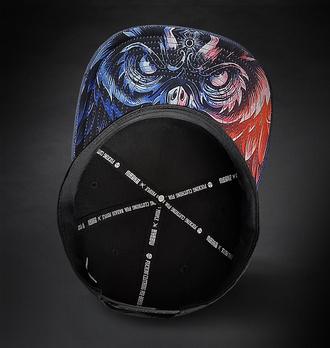 Casquette HYRAW - DEAD OWL, HYRAW