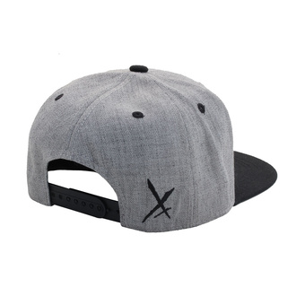 Casquette HYRAW - BLACK BLAZON, HYRAW