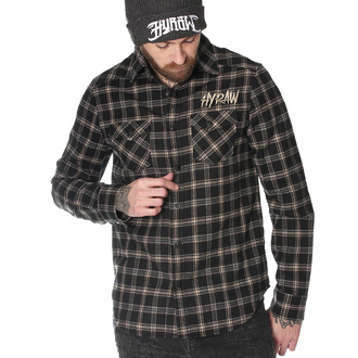 Chemise à manches longues pour hommes HYRAW - CHEMISE ACE OF SPADES, HYRAW