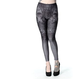 Pantalon (leggings) HYRAW - CEMETERY, HYRAW