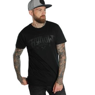 T-shirt pour hommes HYRAW - Graphic - LOGO NOIR, HYRAW