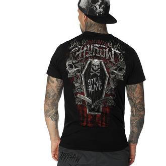 T-shirt pour hommes HYRAW - Graphic - STILL ALIVE, HYRAW
