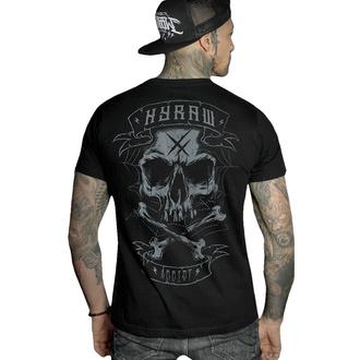 T-shirt pour hommes HYRAW - Graphic - TOXICOMANE, HYRAW