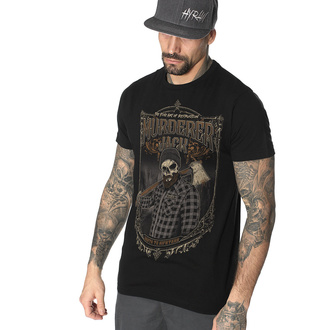 T-shirt pour hommes HYRAW - Graphic - DEATH 2 HIPSTERS, HYRAW