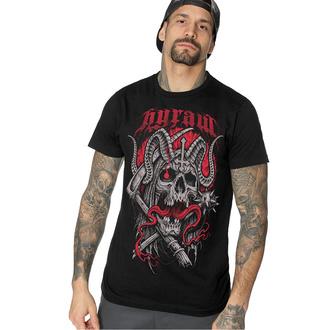 T-shirt pour hommes HYRAW - Graphic - Demon, HYRAW