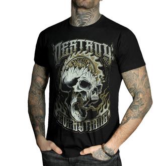 T-shirt pour hommes HYRAW - Graphic - DESTROY, HYRAW
