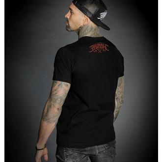 T-shirt pour hommes HYRAW - Graphic - TERRE, HYRAW