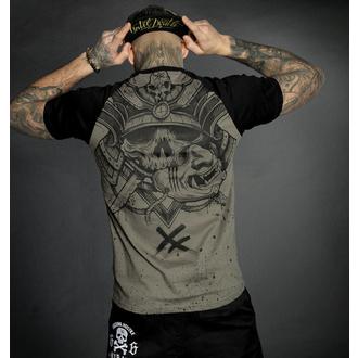 T-shirt pour homme HYRAW - Graphic - RAGLAN SAMOURAI, HYRAW