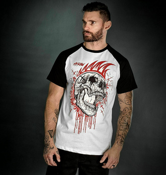 T-shirt pour homme HYRAW - NO MASTERS - FW21-M15-SST