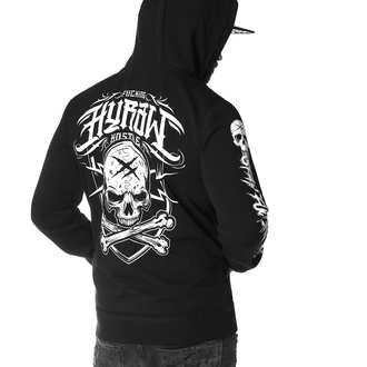 Sweat à capuche pour hommes HYRAW - STAY FCKNG HARD, HYRAW