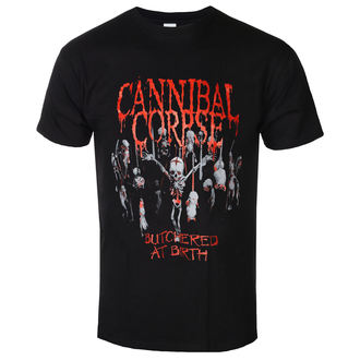 tee-shirt métal pour hommes Cannibal Corpse - Butchered At Birth - PLASTIC HEAD