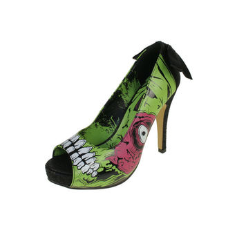 talons hauts pour femmes - Zombie Stomper Platform - IRON FIST - IFW0005227-Green