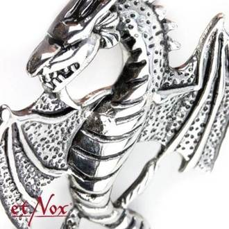 Pendentif/ collier ETNOX - Big Dragon, ETNOX