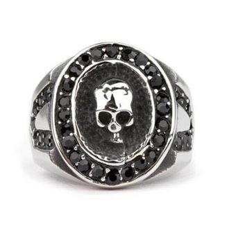 Bague ETNOX - Crystal Skull, ETNOX