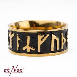 Bague ETNOX - Runes, ETNOX