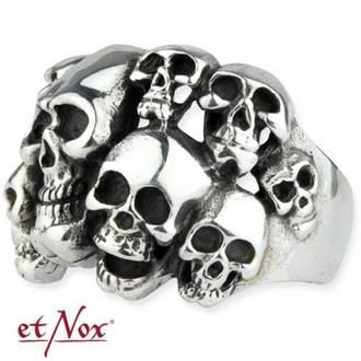Bague ETNOX - Skulls, ETNOX