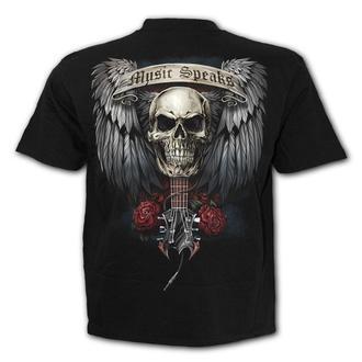 t-shirt pour hommes - UNSPOKEN - SPIRAL, SPIRAL