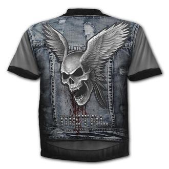 t-shirt pour hommes - THRASH METAL - SPIRAL, SPIRAL
