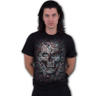 t-shirt pour hommes - SKULL ILLUSION - SPIRAL, SPIRAL