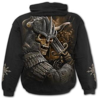 sweat-shirt avec capuche pour hommes - VIKING WARRIOR - SPIRAL, SPIRAL