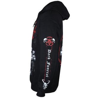sweat-shirt avec capuche pour hommes Dark Funeral - Shadow Monks - RAZAMATAZ, RAZAMATAZ, Dark Funeral