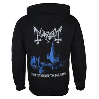 sweat-shirt avec capuche pour hommes Mayhem - De Mysteriis Dom Sathanas - RAZAMATAZ, RAZAMATAZ, Mayhem