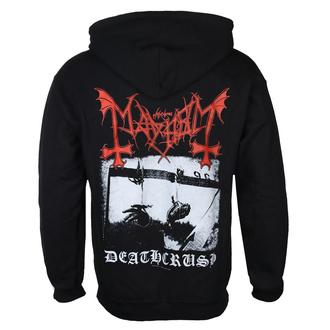sweat-shirt avec capuche pour hommes Mayhem - Deathcrush - RAZAMATAZ, RAZAMATAZ, Mayhem