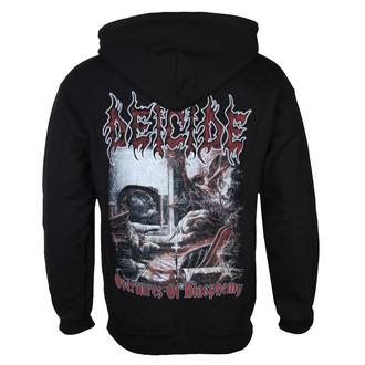 sweat-shirt avec capuche pour hommes Deicide - Overtures Of Blasphemy - RAZAMATAZ, RAZAMATAZ, Deicide