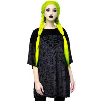T-shirt pour femmes KILLSTAR - In2 Darkness - Velours, KILLSTAR