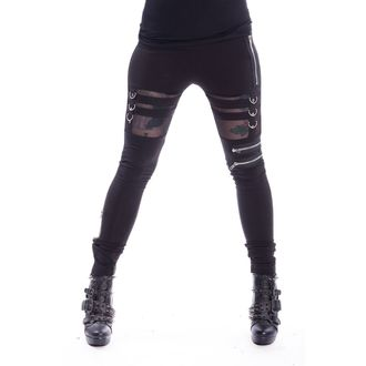 Leggings Chemical Black - INKA - NOIR, CHEMICAL BLACK