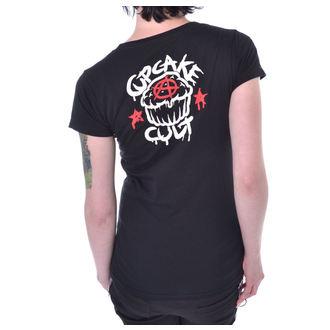 t-shirt pour femmes - INSANE - CUPCAKE CULT, CUPCAKE CULT