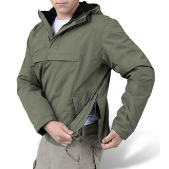 Veste hommes  SURPLUS - WINDBREAKER OLIVO, SURPLUS