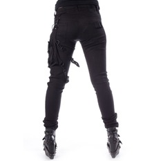 Pantalon femmes Heartless - ISAK - NOIR, HEARTLESS