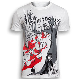 t-shirt pour hommes - Winter is Coming - ALISTAR, ALISTAR